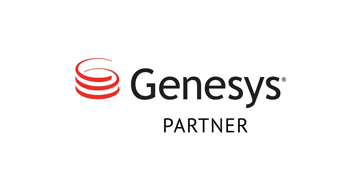 """Bild med texten """"Genesys Partner"""""""