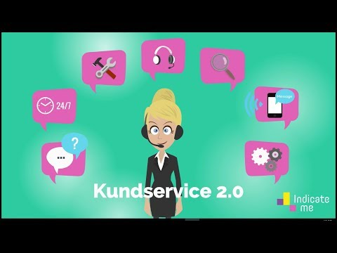 Kundservice 2 0 - Indicate me